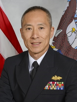 Commander George C.S. Chan